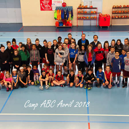 Camp ABC Avril 2018